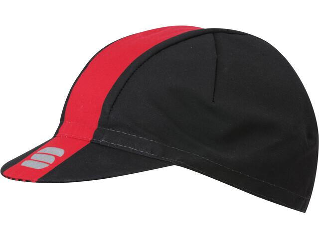 Sportful Bodyfit Pro Cap black/red